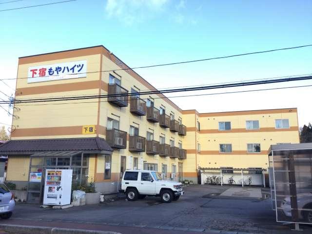パンション 青森県 青森市 横内字鏡山14- もやハイツ 1R