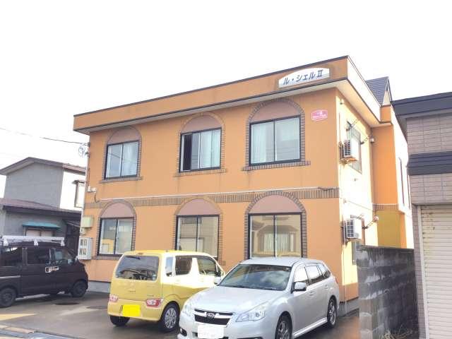 アパート 青森県 東津軽郡平内町 小湊字後萢48-15 ル・シェル� 2LDK