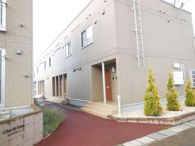 アパート 青森県 青森市 石江字高間 クレア・ド・ルーンB 1LDK