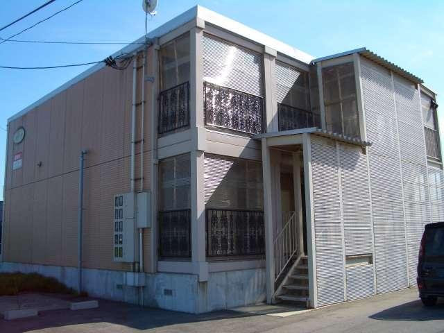 アパート 五所川原市石岡字藤巻 メゾン・ステラ 1K