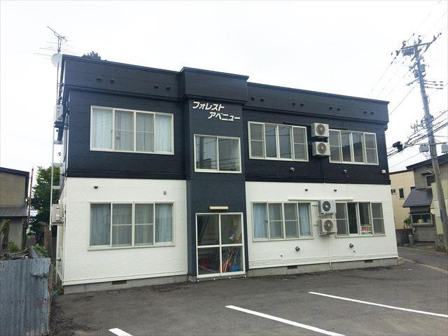 アパート 青森県 青森市 新田2丁目 フォレストアベニュー 1K
