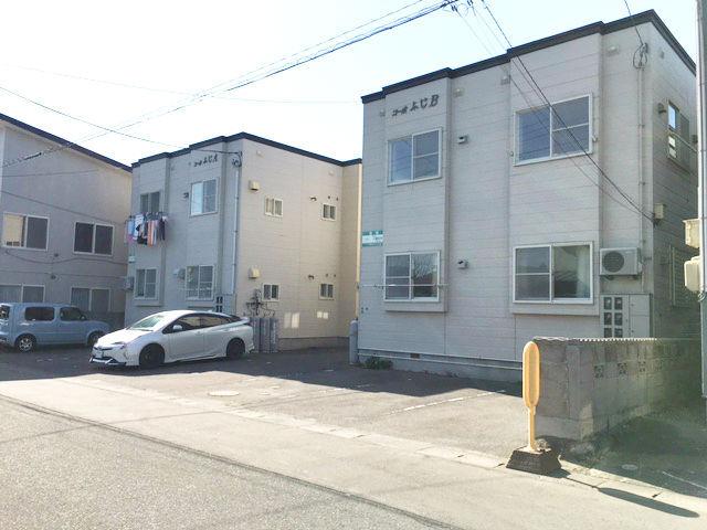 アパート 青森県 青森市 八重田1丁目 コーポふじB 2DK