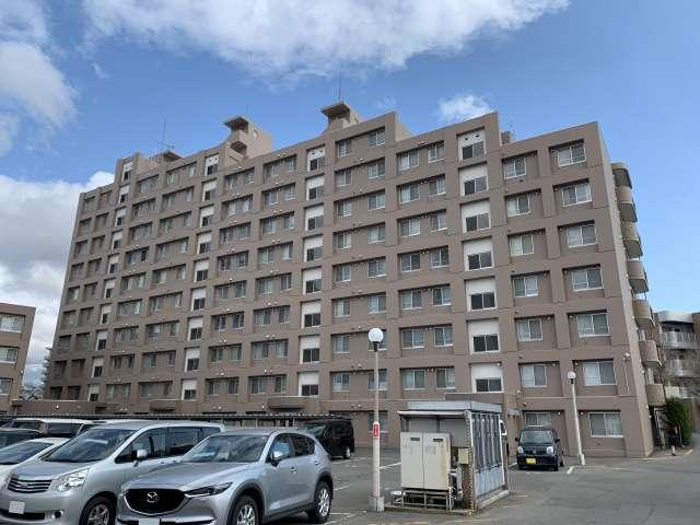 マンション 青森県 青森市 松原3丁目 リバーサイド桜川壱番館 3LDK