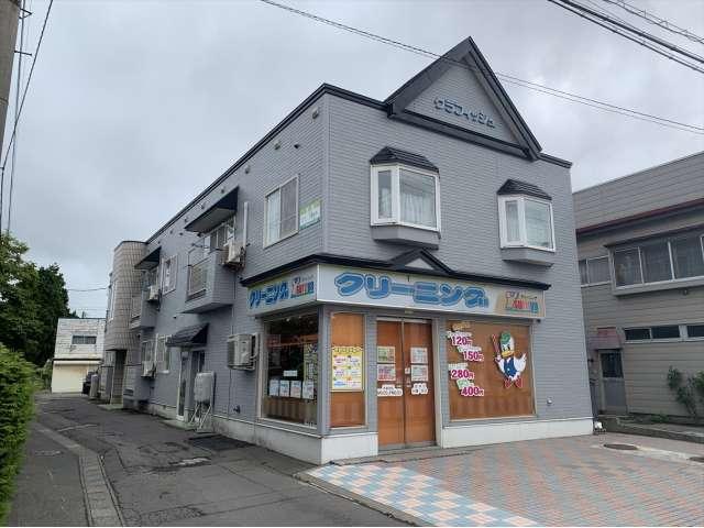 アパート 青森県 青森市 筒井桜川 クラフィッシュ 2LDK