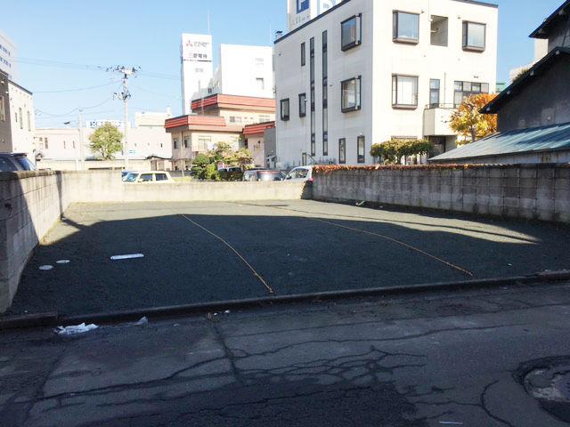 駐車場 青森県 青森市 中央一丁目 中央1丁目第二駐車場