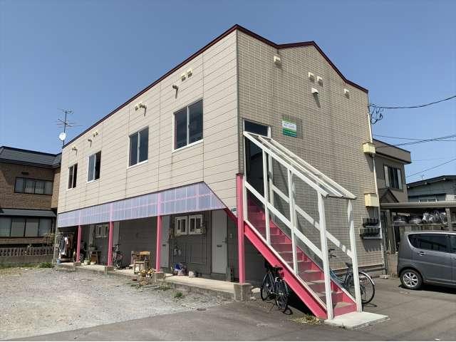 アパート 青森県 青森市 岡造道1丁目 モン・シェリー 1K