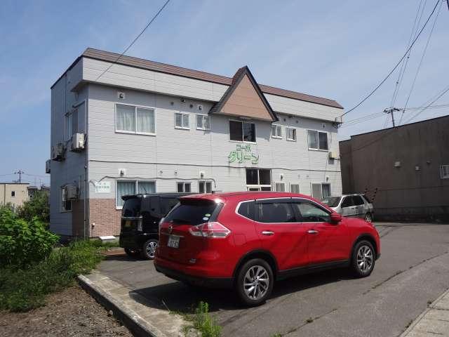 アパート 青森県 青森市 新城山田8-1 コーポグリーン 1K 画像1