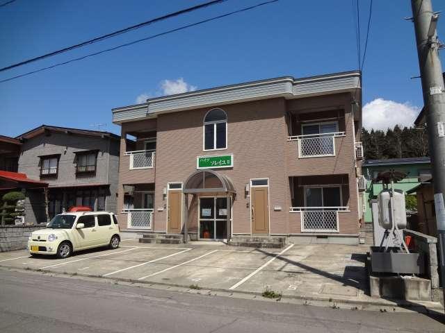 アパート 青森県 青森市 新城字山田587-278 ハイツソレイユ� 1LDK