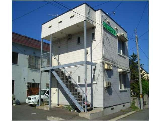 アパート 青森県 青森市 小柳5丁目14-10 ハイツホープ� 2K 画像1