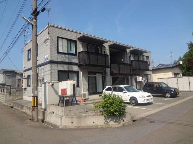 アパート 青森県 青森市 新城字平岡160-898 メゾンドールJ.F 3DK