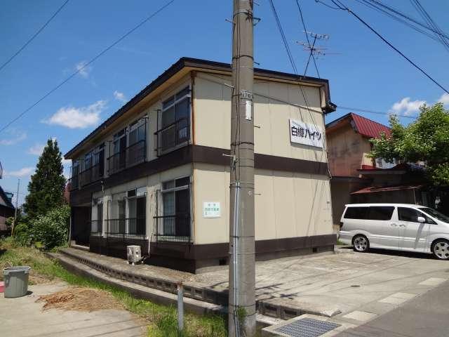 アパート 青森県 青森市 富田5丁目16-2 白樺ハイツ 2K 画像1