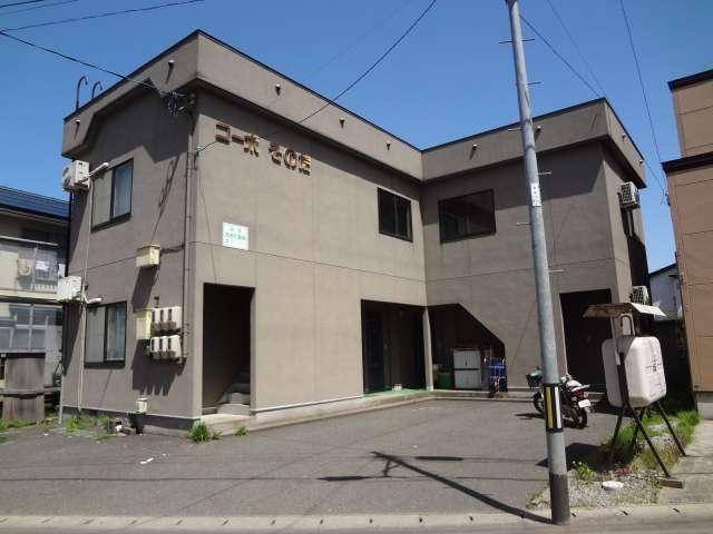アパート 青森県 青森市 石江字高間149-113 コーポそのだ  画像1