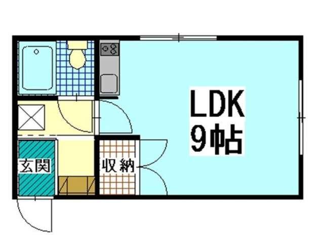 アパート 青森県 青森市 石江字高間149-113 コーポそのだ  画像2