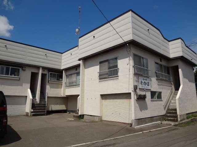アパート 青森県 青森市 佃2丁目13-5 コーポわかば 2DK 画像1