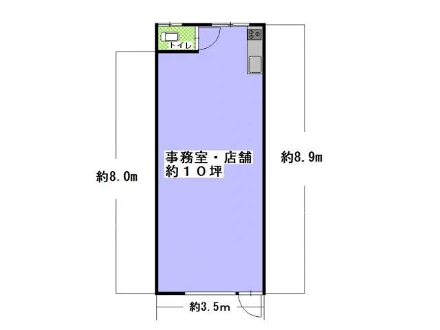事務所 青森県 青森市 新城字平岡260-1   画像2