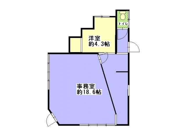 事務所 青森県 青森市 沖館4丁目1-1   画像2