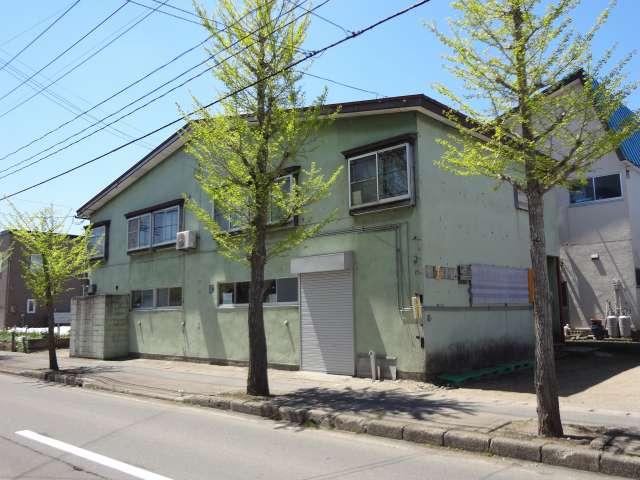 アパート 青森県 青森市 石江字江渡105-58 加藤アパート 2DK 画像1