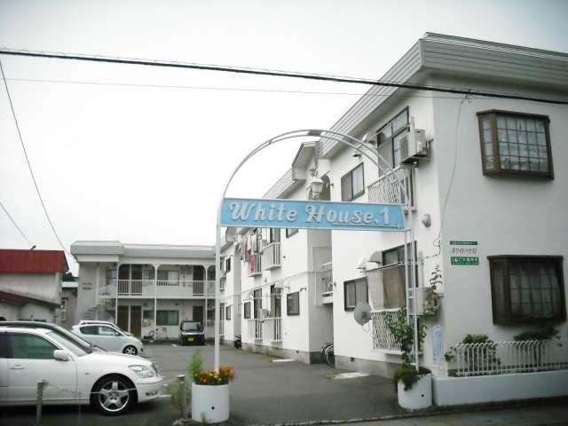 アパート 青森県 弘前市 新町25-1 ホワイトハウスⅠ 1K