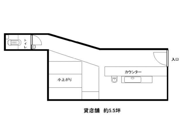 店舗(建物一部) 青森県 弘前市 和徳町209 和徳センター 店舗