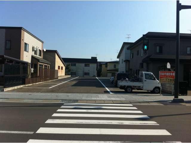 駐車場 青森県 弘前市 茂森町101番地1 茂森月極駐車場