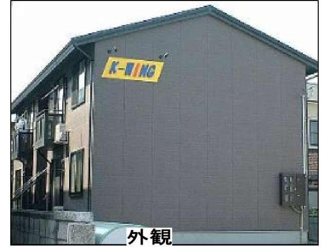 アパート 青森県 弘前市 桔梗野2丁目2-2 K・WING 3DK