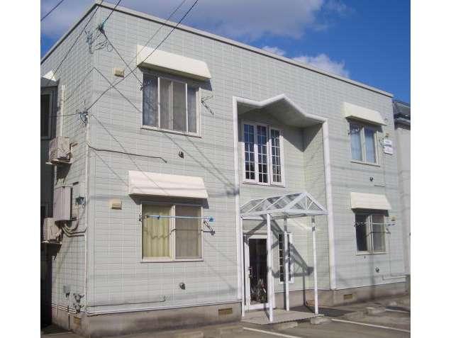 アパート 青森県 青森市 緑2丁目 メイユールロジュマンK 1K