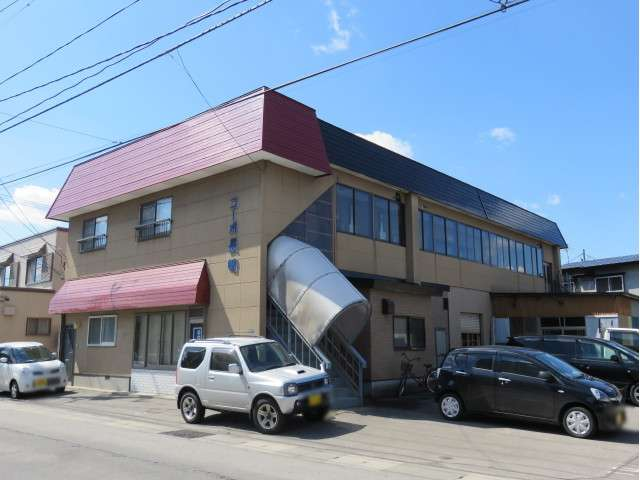 アパート 青森県 青森市 金沢3丁目 コーポ長崎 2DK