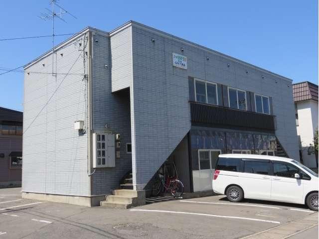 アパート 青森県 青森市 桂木3丁目 コーポシバタB 2K