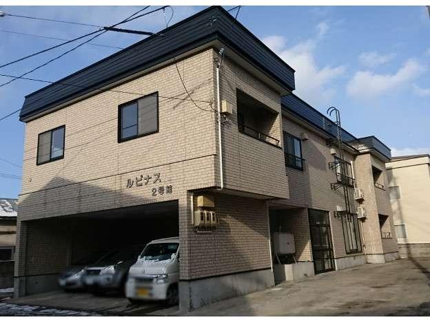 アパート 青森県 青森市 金沢3丁目 ルピナス2号館 2LDK