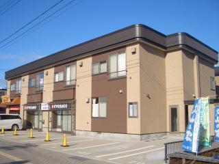 アパート 青森県 青森市 東大野1丁目 ハイツアノーマ 1LDK