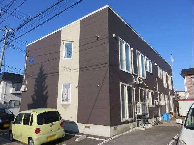 アパート 青森県 青森市 緑2丁目 メイユール奥野B 3LDK