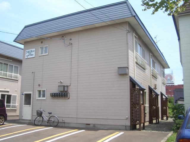 アパート 青森県 青森市 緑3丁目 コーポ江良A 1K