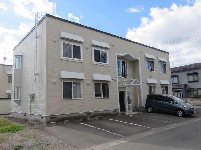 アパート 青森県 青森市 桂木3丁目 メイユールペアハイツ 3LDK