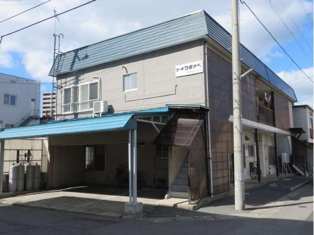 アパート 青森県 青森市 勝田2丁目 コーポワタナベ 1K
