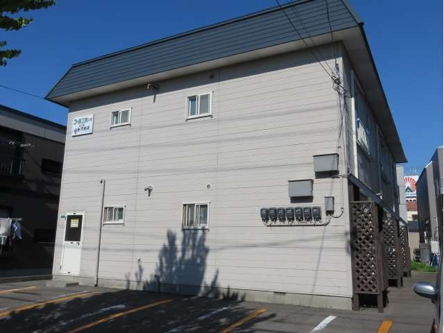 アパート 青森県 青森市 緑3丁目 コーポ江良B 2K