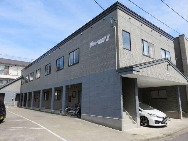 アパート 青森県 青森市 古川3丁目 ファインコートS 1LDK