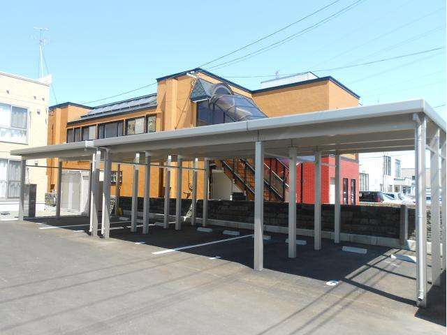 駐車場 青森県 青森市 桂木4丁目 セジュールME内貸駐車場