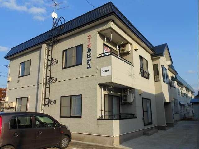 アパート 青森県 青森市 青葉1丁目 コーポルピナス 3室