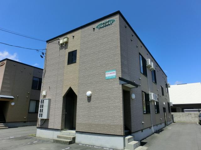 アパート 弘前市早稲田3丁目「グランデSAKURAⅡ」101号室 メイン画像