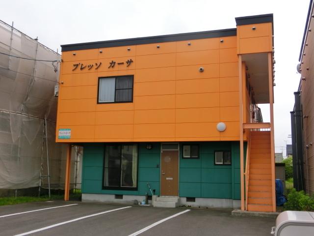 アパート 弘前市高田2丁目「プレッソカーサ」1R