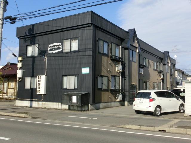 アパート|弘前市田園3丁目「リトルブランチ」2LDK