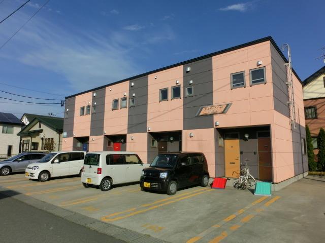 アパート 弘前市早稲田3丁目「エステート・パレ・わせだⅡ」205号室 メイン画像