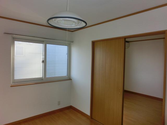 アパート 弘前市田園3丁目「リトルブランチ」2-B号室 詳細画像
