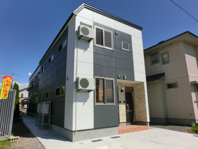 アパート 弘前市早稲田3丁目「アップルメゾン」206号室 メイン画像