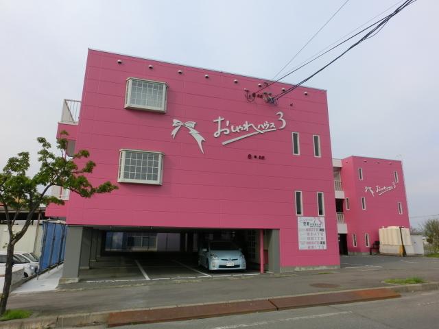 不動産詳細-アパート 弘前市境関1丁目「おしゃれはうす3」1R