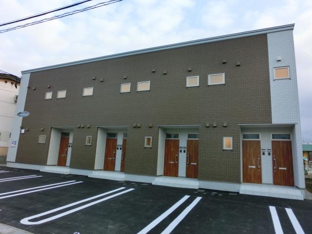 アパート 弘前市小比内5丁目「グランデSAKURAⅢ」1R