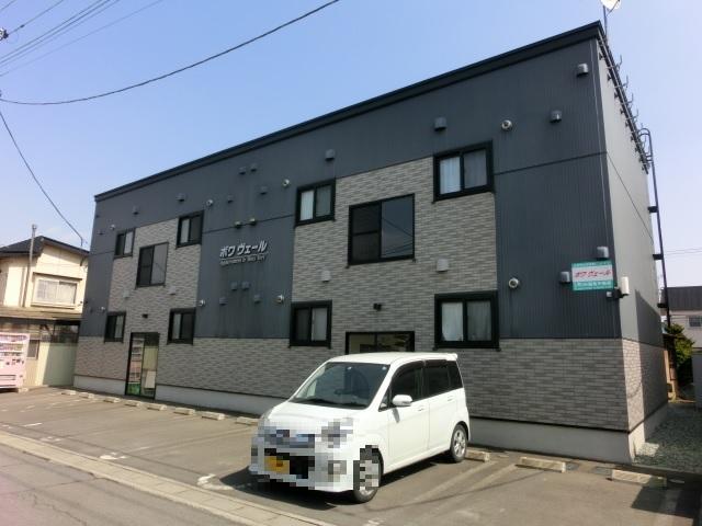 アパート 弘前市城東4丁目「ボワ ヴェール」2-B号室 メイン画像