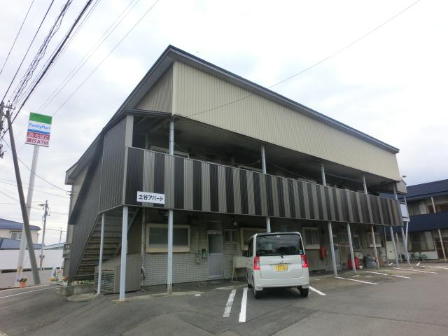 アパート 弘前市石渡2丁目「土谷アパート」2K
