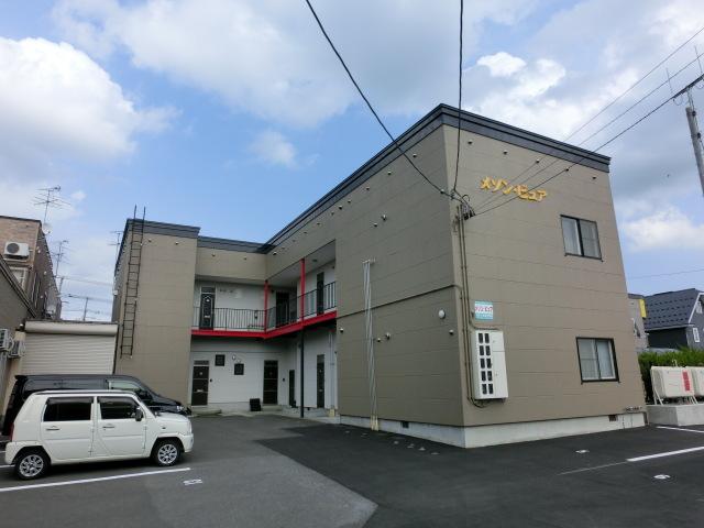 アパート|弘前市田園1丁目「メゾンピュア」1LDK