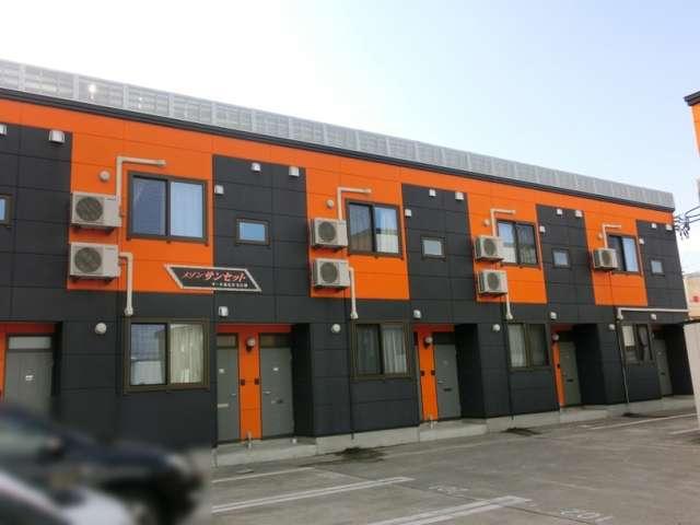 アパート 弘前市高田4丁目「メゾンサンセット」202号室 メイン画像